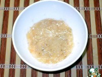 Лечебный банановый кисель ингредиенты