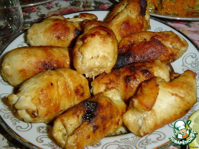 Блюда из куриного филе, куриных грудок, рецепты с фото на ...