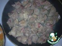 Паштет из куриной печени с кабачками ингредиенты