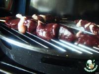 Шашлычки из телячей печени (по просьбе кулинаров) ингредиенты