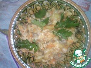 Рецепт Ленивые фаршированные перцы