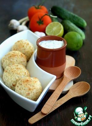 Рецепт Картофельные крокеты, фаршированные курицей