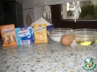 Творожное тесто ингредиенты