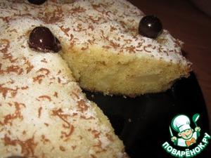 Рецепт Грушевый пирог в мультиварке (или духовке)
