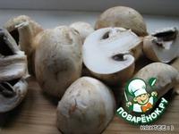 Спагетти с курицей и грибами ингредиенты