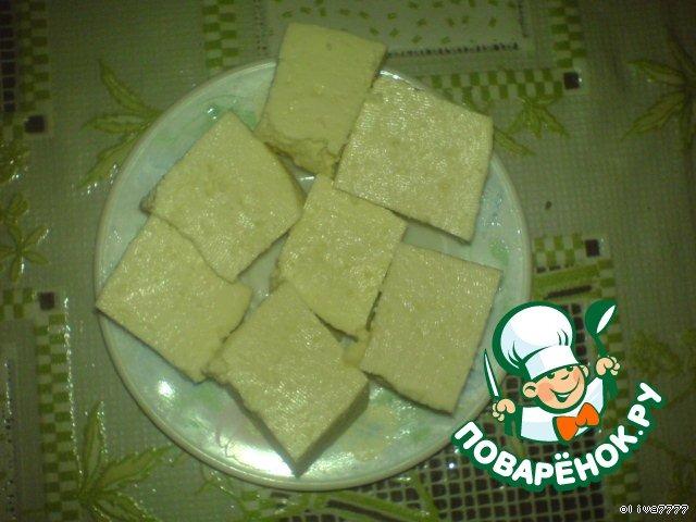 Сыр фета в домашних условиях рецепт пошагово