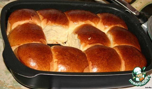 рецепт здобной булочки в хлебопечке