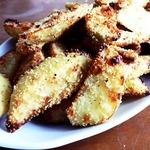 Хрустящий картофель с розмарином