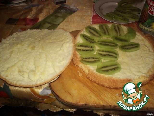 ленивые торты рецепт с фото
