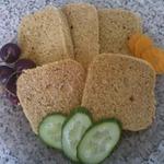 Хлеб для диеты Дюкана (в микроволновке)