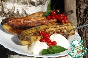 Рецепт Десертный банан
