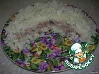 Салат из селедки ингредиенты
