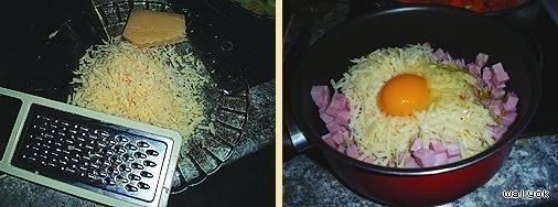 Как готовить Пирог из тыквы и лука-порея вкусный рецепт с фото пошагово #2
