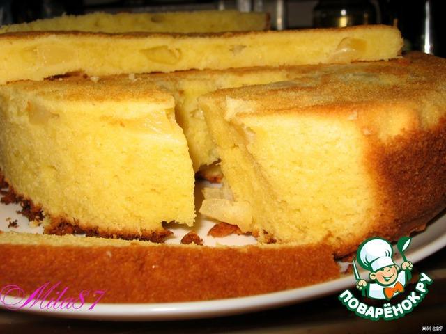 рецепт торта тропик фото