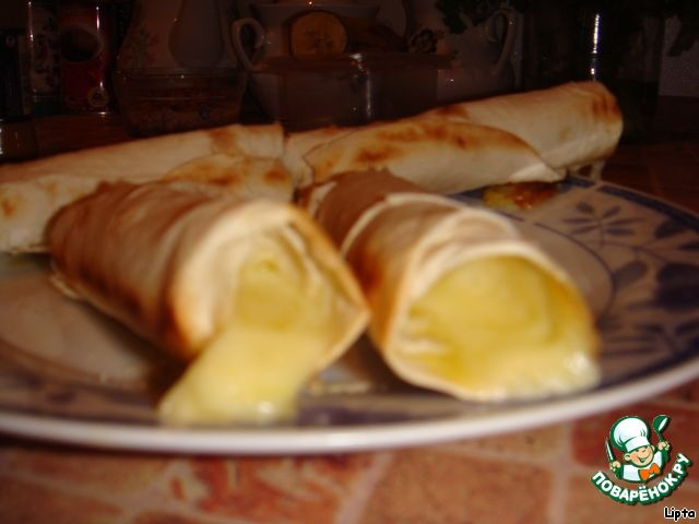 Грузинский хлеб - пошаговый рецепт с фото на