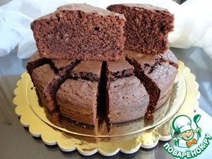 Рецепт Амигдалопита с шоколадом