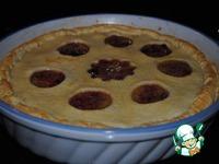 Идеальный ягодный пирог ингредиенты