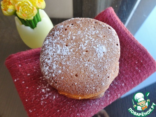 Мягкое печенье с миндалем и фундуком