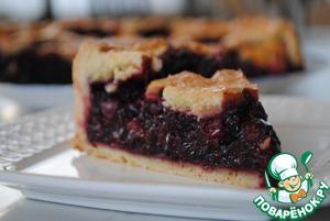 Рецепт Идеальный ягодный пирог