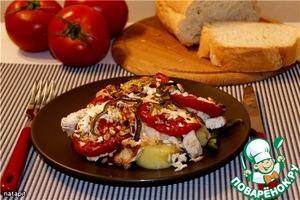 Рецепт Деревенская запеканка по-гречески