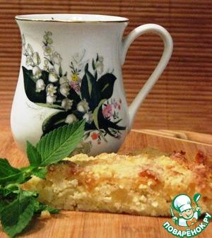 Рецепт Творожный пирог с ягодами