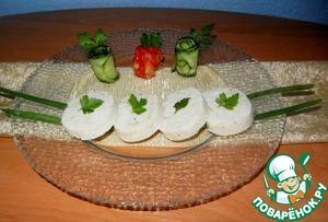 Рецепт Куриная колбаса с кабачком