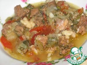 Рецепт Хашлама из говядины