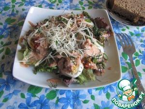 Рецепт Дачный салат