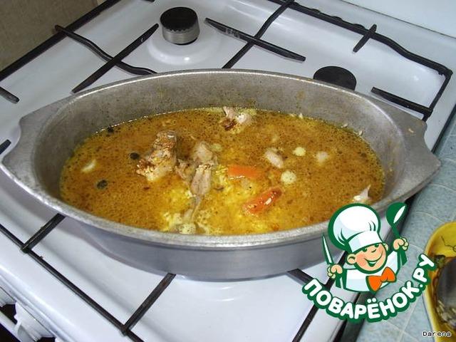 Как готовить Плов из курицы простой пошаговый рецепт с фотографиями #3
