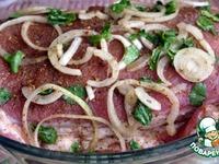 Свинина,  запеченная в рукаве ингредиенты
