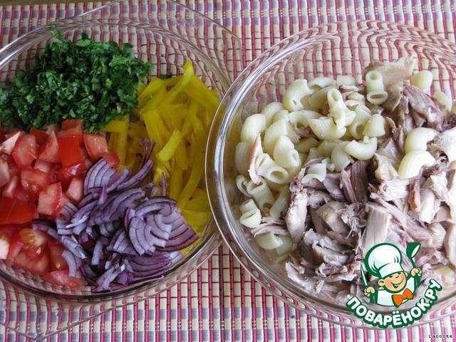 Салат из морской капусты рецепты с фото простые и вкусные