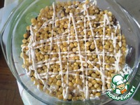 "Салат ""Маэстро"" с грибами ингредиенты"