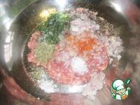 Люля-кебаб в духовке ингредиенты