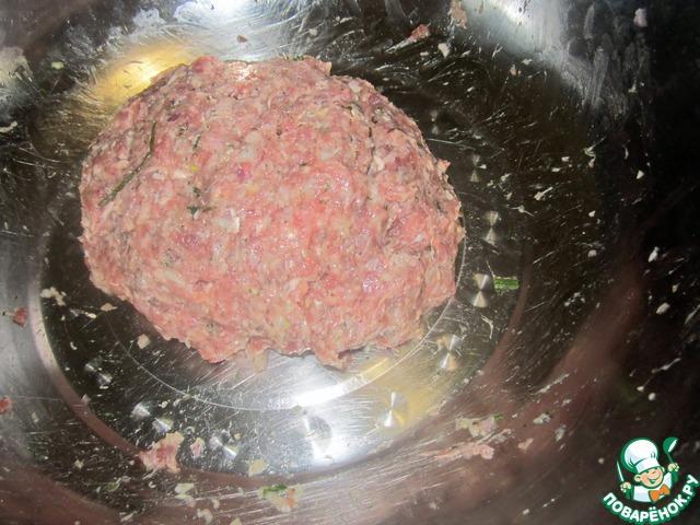 Люля из говядины рецепт в духовке рецепт пошагово