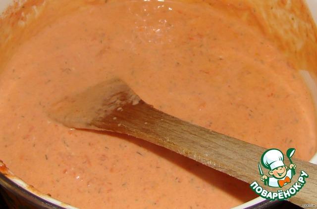 Сырный соус для курицы рецепт пошагово