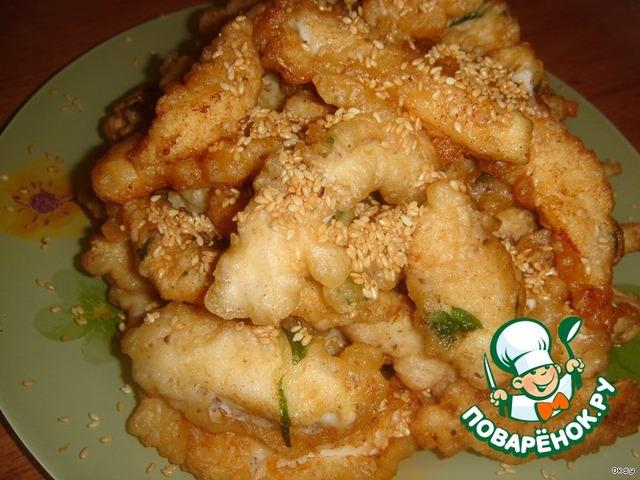 Филе пикши в духовке рецепты с фото