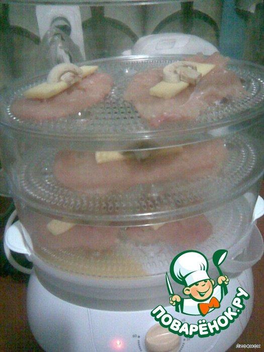 Рагу с капусты и кабачков в мультиварке рецепты
