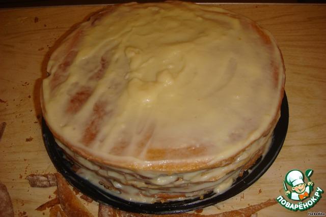 Рецепт торт медовик поваренок ру