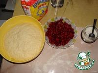 Полтавские вареники с вишней на пару ингредиенты