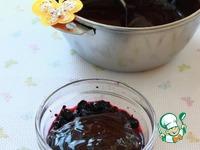 Теплое шоколадное суфле с вишней ингредиенты