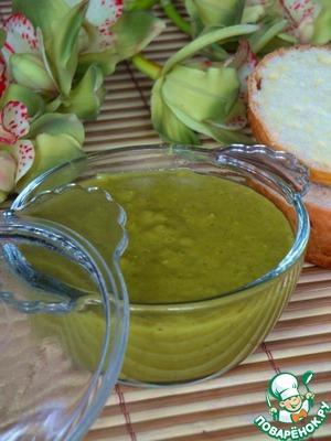 Рецепт Имбирный суп