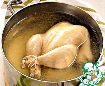 Как сделать прозрачный бульон из курицы в супе