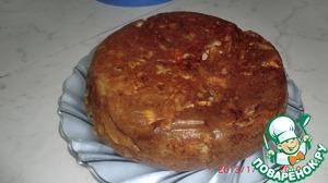 Рецепт Пирог с капустой в мультиварке