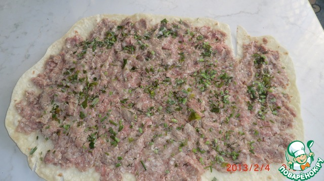 пирог в мультиварке рецепты с фото с фаршем
