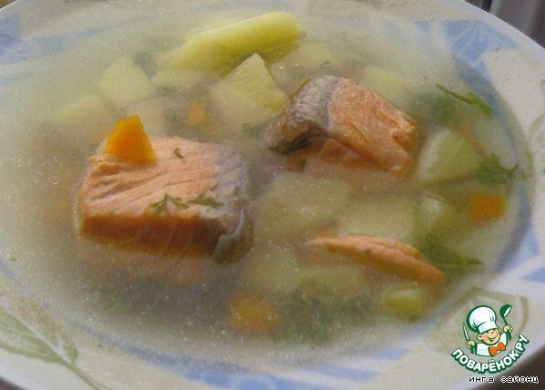 Как приготовить домашний рецепт приготовления с фото Уха вкуснячная #4