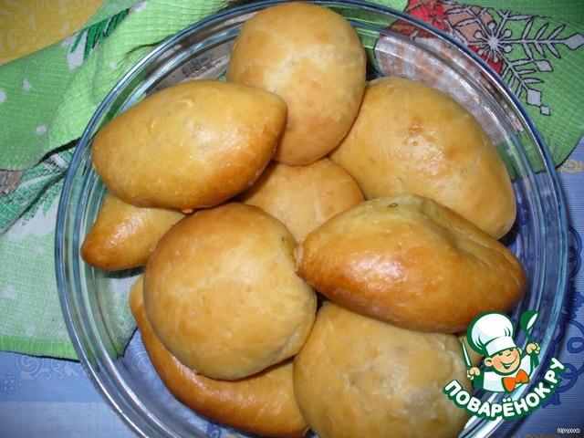 Начинка из картофеля для пирожков в духовке