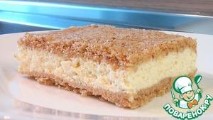 Рецепт Творожный торт без выпечки