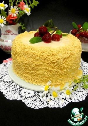 Крем для торта из халвы рецепт 168