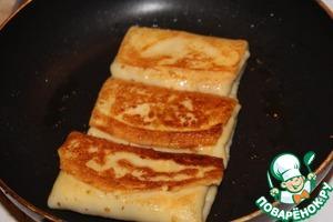 Блинчики с куриным фаршем и сыром, Женский сайт