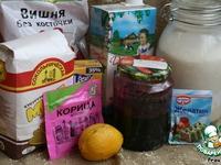 Паннакота с вишневым соусом ингредиенты